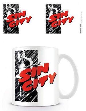 SIN CITY TAZA COMIC