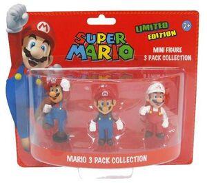 SUPER MARIO PACK 3 MARIO 7 CM