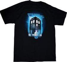 DOCTOR WHO CAMISETA CHICO KNOCK KNOCK DOCTOR S