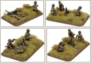 WEAPONS PLATOON (LATE)
