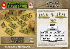 FOW PAVN INFANTRY COMPANY