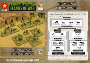 FOW PAVN DIVISIONAL SUPPORT