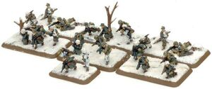 FOW PANZERGRENADIER PLATOON (WINTER)