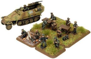FOW WARRIORS OF MARKET GARDEN (GERMAN)