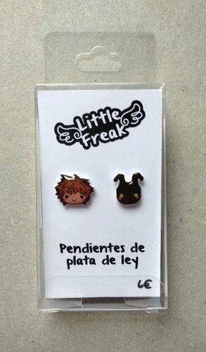 LITTLEFREAK. PAR PENDIENTES EL REINO CHICO 1 / PERSONAJE 1