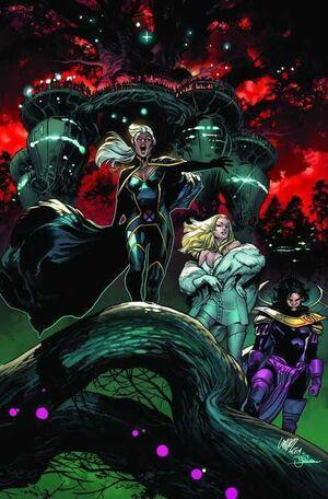 DINASTIA DE X #006 (EDICION ESPECIAL)