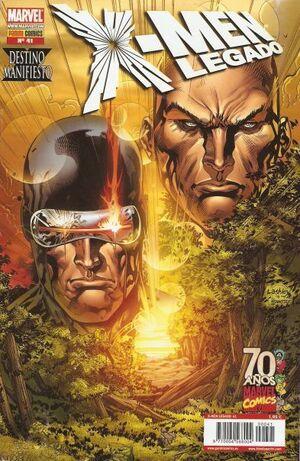 X-MEN VOL.3 #041. LEGADO