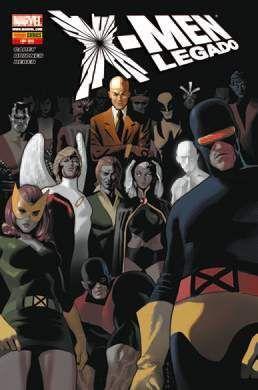 X-MEN VOL.3 #051. LEGADO