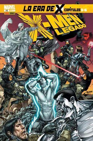 X-MEN VOL.3 #072 LEGADO