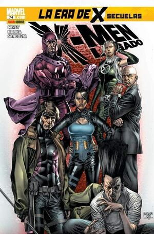 X-MEN VOL.3 #074 LEGADO