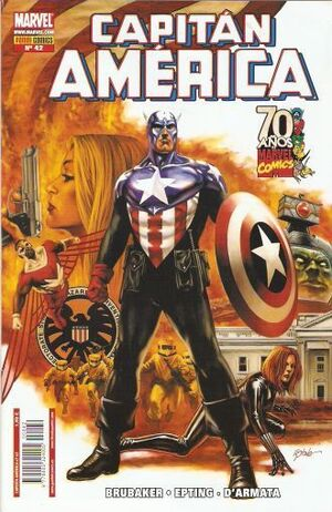 CAPITAN AMERICA #042