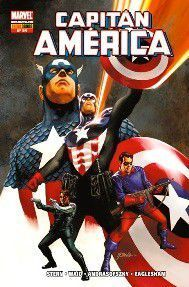 CAPITAN AMERICA #054