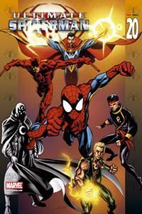 ULTIMATE SPIDERMAN VOL.2 #020