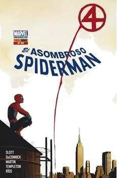 ASOMBROSO SPIDERMAN #062