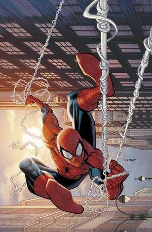 ASOMBROSO SPIDERMAN #161 / 012.
