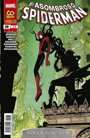 ASOMBROSO SPIDERMAN #178 / 029. RESTOS MORTALES 4