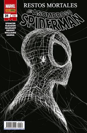 ASOMBROSO SPIDERMAN #180 / 031. RESTOS MORTALES - CONCLUSION