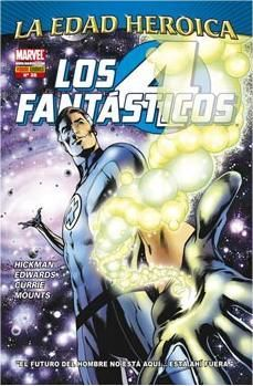 LOS NUEVOS 4 FANTASTICOS VOL.7 #038 (LA EDAD HEROICA)