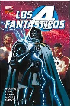 LOS NUEVOS 4 FANTASTICOS VOL.7 #052