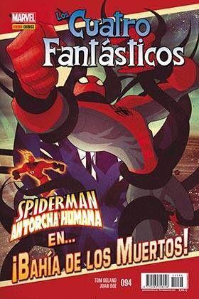 LOS NUEVOS 4 FANTASTICOS VOL.7 #094.LOS CUATRO FANTASTICOS