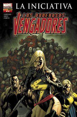 LOS PODEROSOS VENGADORES #06