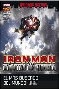 IRON MAN: DIRECTOR DE SHIELD #23. MAQUINA DE GUERRA