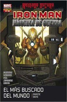 IRON MAN: DIRECTOR DE SHIELD #25. MAQUINA DE GUERRA