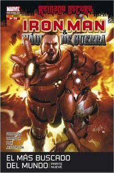 IRON MAN: DIRECTOR DE SHIELD #28. MAQUINA DE GUERRA
