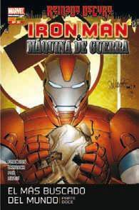IRON MAN: DIRECTOR DE SHIELD #31. MAQUINA DE GUERRA: ARMA DE SHIELD