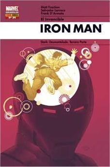 IRON MAN: DIRECTOR DE SHIELD #34 (INVENCIBLE IRON MAN)