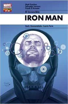 IRON MAN: DIRECTOR DE SHIELD #35 (INVENCIBLE IRON MAN)