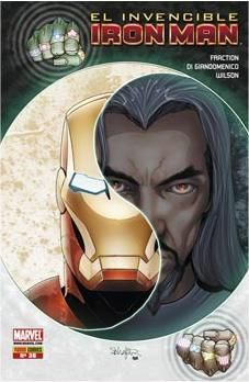IRON MAN: DIRECTOR DE SHIELD #36 (INVENCIBLE IRON MAN)
