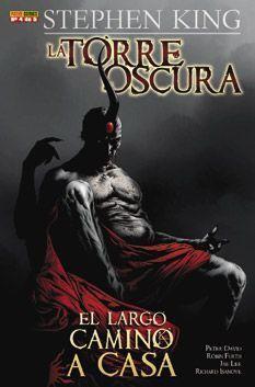 LA TORRE OSCURA DE STEPHEN KING. EL LARGO CAMINO A CASA #04