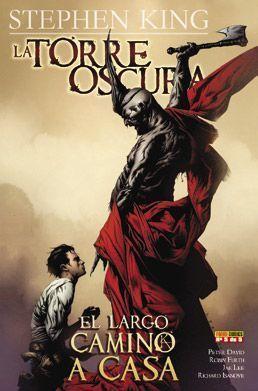 LA TORRE OSCURA DE STEPHEN KING. EL LARGO CAMINO A CASA #05