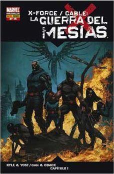 X-FORCE VOL.3 #014 / CABLE: LA GUERRA DEL MESIAS 14