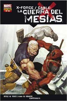 X-FORCE VOL.3 #015 / CABLE: LA GUERRA DEL MESIAS 15