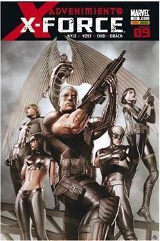 X-FORCE VOL.3 #028