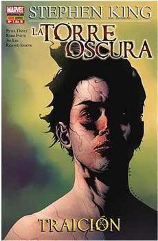 LA TORRE OSCURA DE STEPHEN KING. TRAICION #01