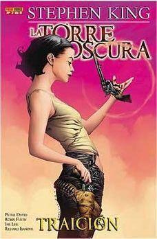LA TORRE OSCURA DE STEPHEN KING. TRAICION #02