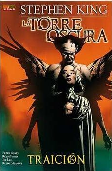 LA TORRE OSCURA DE STEPHEN KING. TRAICION #03