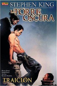 LA TORRE OSCURA DE STEPHEN KING. TRAICION #04