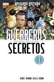 GUERREROS SECRETOS #001