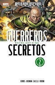 GUERREROS SECRETOS #002