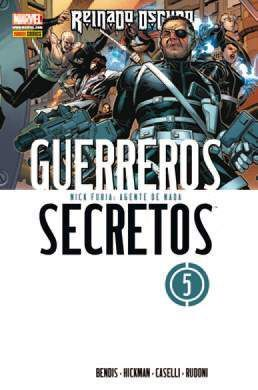 GUERREROS SECRETOS #005
