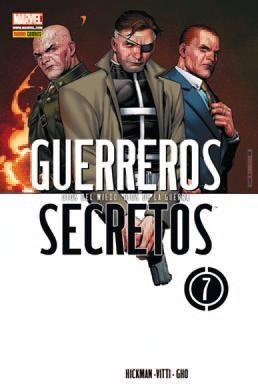 GUERREROS SECRETOS #007