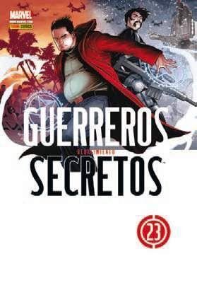 GUERREROS SECRETOS #023