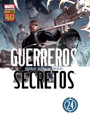 GUERREROS SECRETOS #024