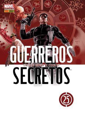GUERREROS SECRETOS #025