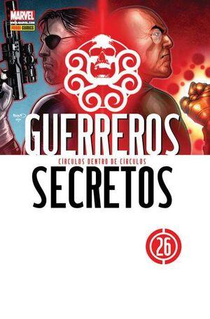GUERREROS SECRETOS #026
