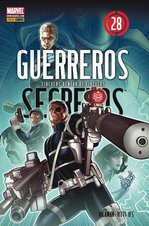 GUERREROS SECRETOS #028
